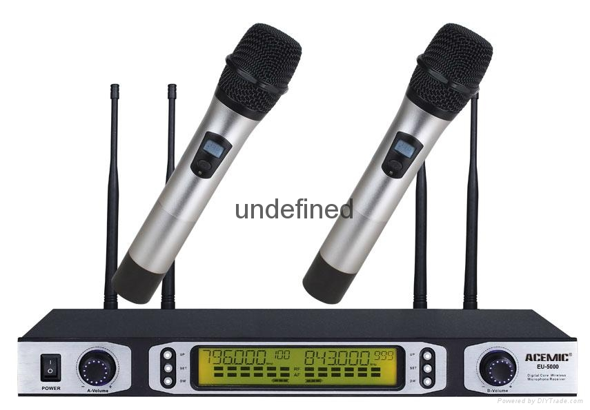 ACEMIC	Digital Wireless Microphone EU-5000  1