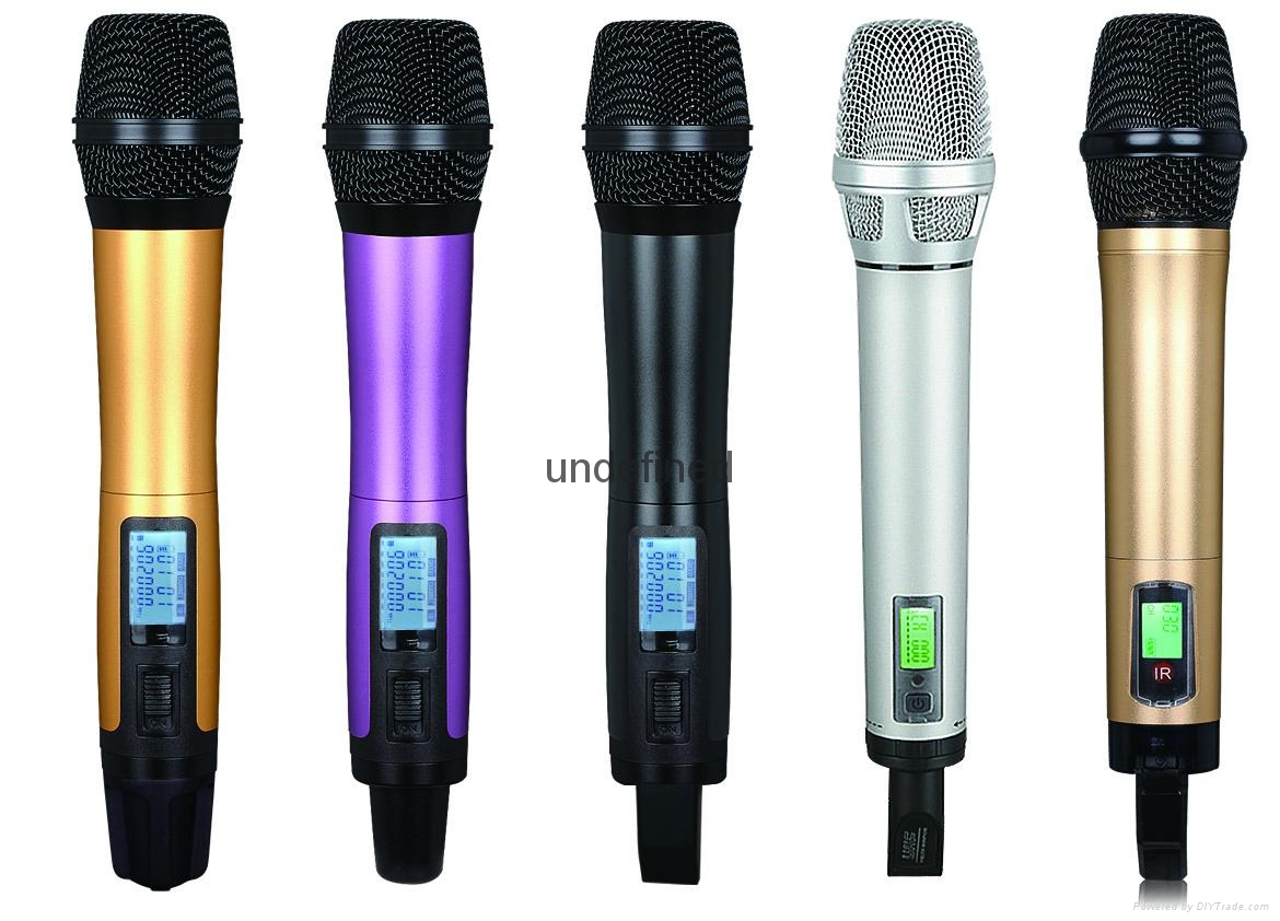ACEMICUHF Wireless Microphone  EX-100 5