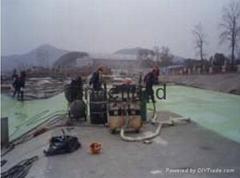 地下停車場專用聚尿彈性體塗料