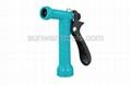 Mid-size polymer rear trigger spray gun