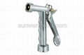 Full size metal rear trigger spray gun