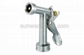 Mid-size metal rear trigger spray gun with threaded front 1