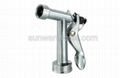 Mid-size metal rear trigger spray gun 1