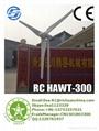 Richuan HAWT wind generator 300w /24v