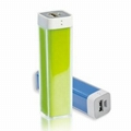 The best promotional gift power bank with 2000mah Plastic material