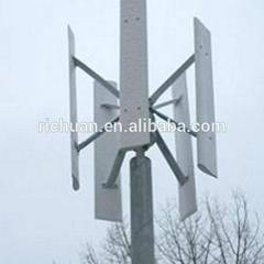 日川2kw垂直軸永磁高效風力發電機