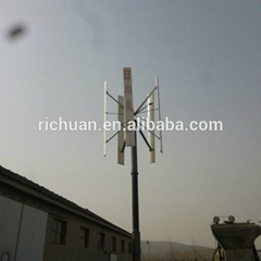 10 kw vertical axis wind turbine generator for home
