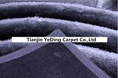 100% polyester shaggy carpet