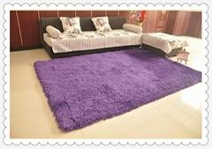 height pile shaggy carpet