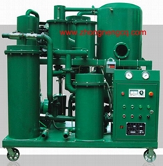 Vacuum Hydraulic Oil Purifier;Waste Lube Oil Filtration Plant