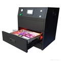 Infrared heating A3 size 3D sublimation vacuum heat press machine