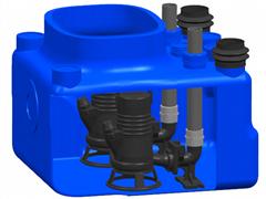LIFTS500D污水提升器