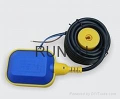 Cable type liquid level switch