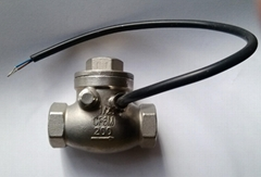 """Stainless steel water flow switch---Thread Size1/2"""""""