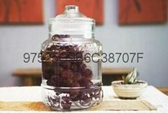 玻璃瓶储物罐
