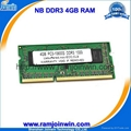ddr3 1333 mhz 4gb sodimm work with all