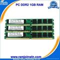 desktop memory ddr2 1gb pc2-5300 667mhz in large stock 2
