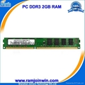 desktop ram 2gb ddr3 1333 with ETT