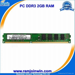 desktop ram 2gb ddr3 1333 with ETT original chips