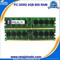 4gb ddr2 ram desktop work with all
