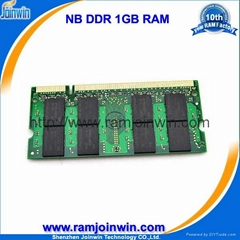 1gb ddr1 ram PC3200 400mhz for laptop