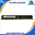 pc800 ddr2 2gb ram memory 128mb*8 work