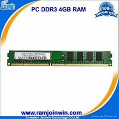 oem ddr3 4gb 1333mhz pc3-10600 dual module ram for desktop