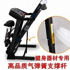 各类跑步机健身器材用液压支杆