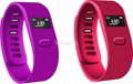Colorful smart bluetooth bracelet watch wearable fitness technology 5