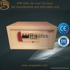 AMP electronic digital hotel safe box T20