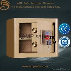 AMP electronic safe EC30