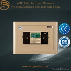 AMP 3C certified Electronic safe EC27