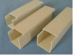 PVC Wall Cable Trunking