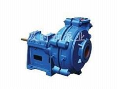AH渣漿泵