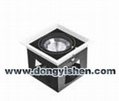 LED Grille Series Lamp (1 Grille)