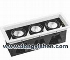 LED Grille Series (3 Grille)