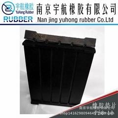 供應用於鋼軌和混凝土軌枕之間使用的橡膠墊片