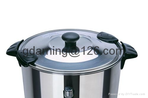 Kitchen Home Hotel Electric Stainless Steel Water Boiler Tea Kettle Water Urns  2