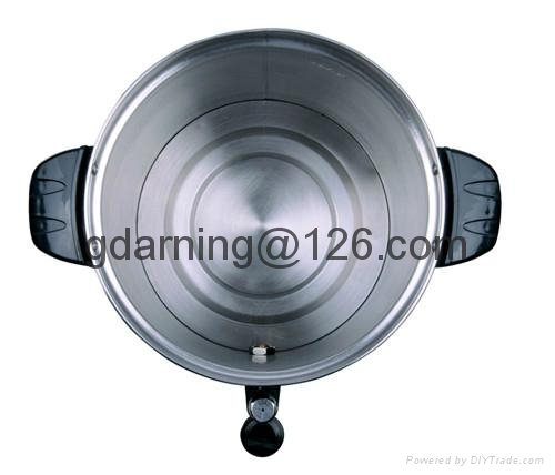 Kitchen Home Hotel Electric Stainless Steel Water Boiler Tea Kettle Water Urns  4