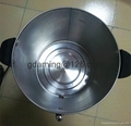 Kitchen Electrical Appliance Double Layers Stainless Steel Electric Water Boiler 3