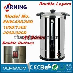 Electrical Appliances Steel Sabbath Tea Coffee Urn Electric Hot Water Urn