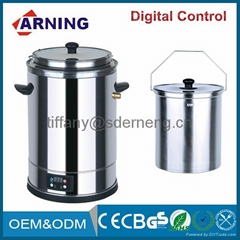 15L 20L Electric Milk Boiler Double Wall Water Boiling with Digital Control