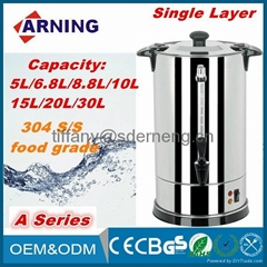 5~30L Commercial Using Stainless Steel Electric Hot Water Urn