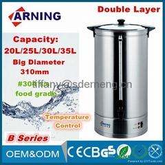 Hotel Commercial Water Boiler Restaurant Catering Water Boiler
