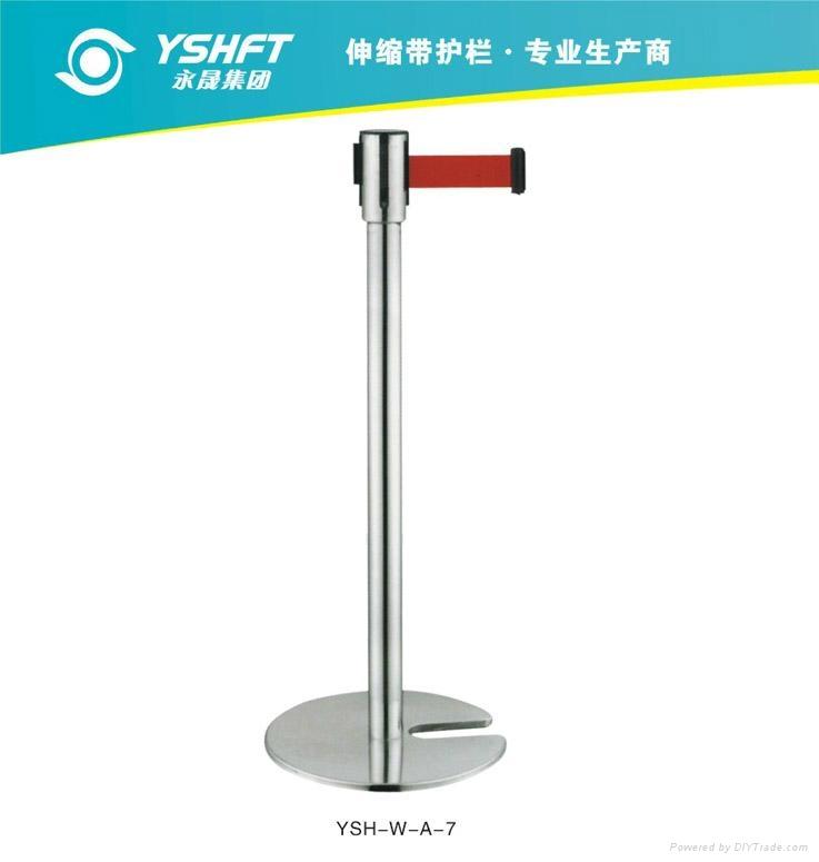 一米线隔离带 不锈钢一米线 深圳一米线厂家 4