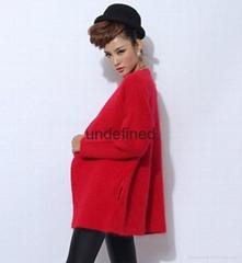 girls knit cardigan swester euroepan