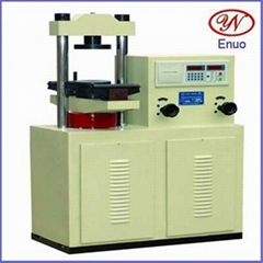 Concrete hydraulic compression testing machine