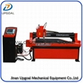 CNC Plasma Cutting Drilling Machine for 25-30mm Steel Stainless Steel  2