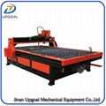 CNC Plasma Cutting Drilling Machine for 25-30mm Steel Stainless Steel  3