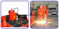 CNC Plasma Cutting Drilling Machine for 25-30mm Steel Stainless Steel  5
